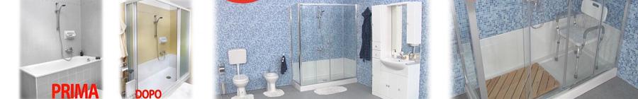 Da vasca in doccia