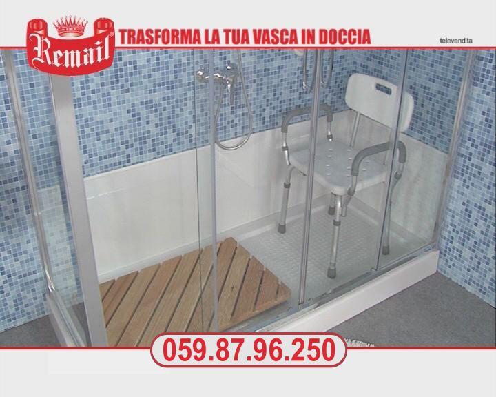 Sostituire la vasca in doccia - Da vasca in doccia